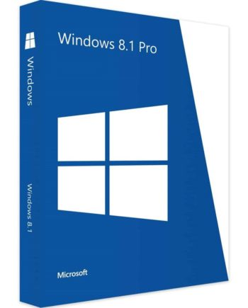 Windows 8.1 Pro 32 64 BIT Retail Activation Key (Lifetime)