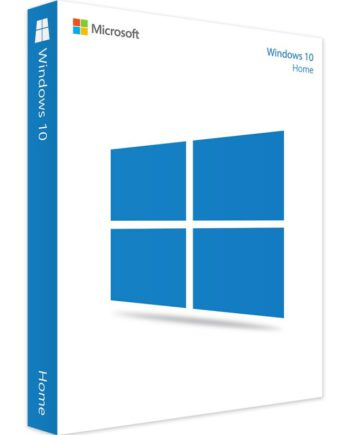 Windows 10 Home OEM Key 32 64 Bit with Official Download (Lifetime)